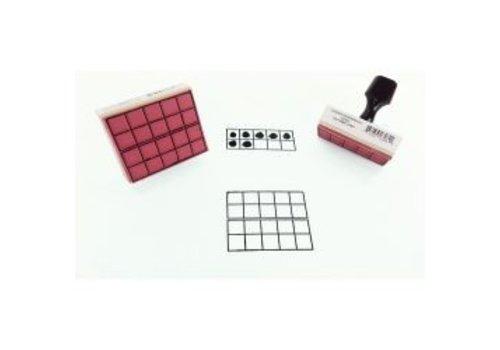 CENTER ENTERPRISES 10-Frame Stamp - single