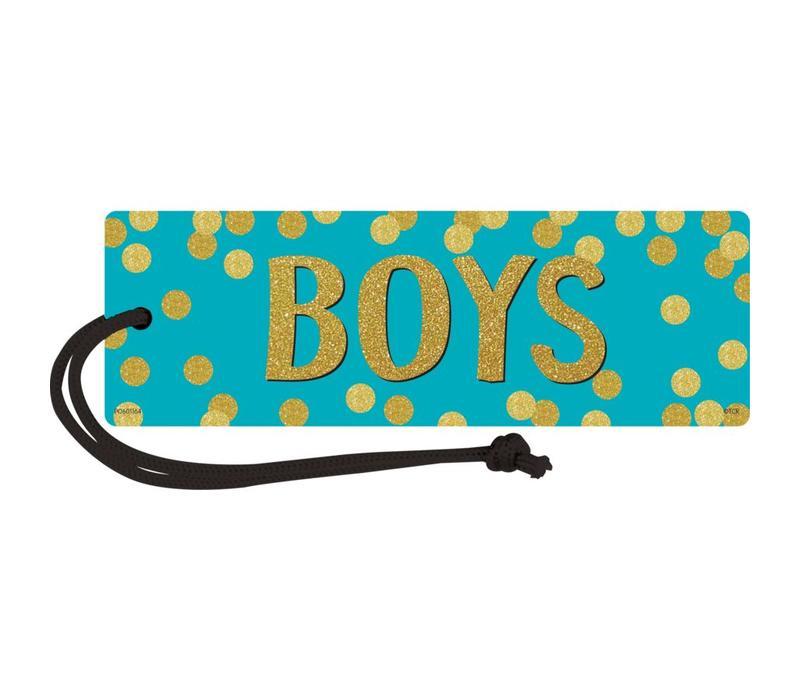 Confetti Magnetic Boys Pass*
