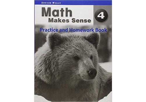 PEARSON Math Makes Sense, Grade 4
