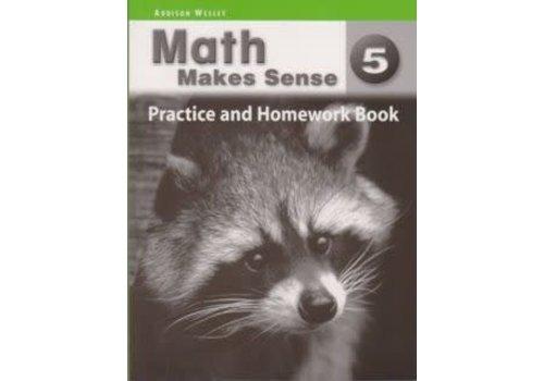 PEARSON Math Makes Sense, Grade 5
