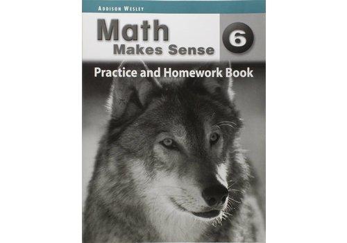 PEARSON Math Makes Sense, Grade 6
