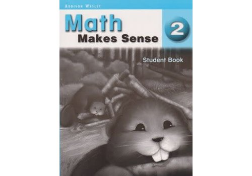 PEARSON Math Makes Sense, Grade 2