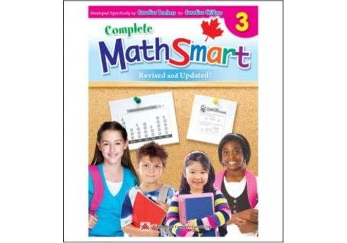 Popular Book Company Complete Math Smart, Gr 3