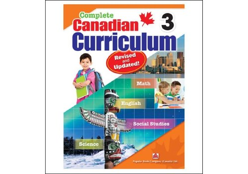 Popular Book Company Complete Canadian Curriculum, Grade 3