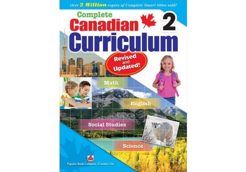 Popular Book Company Complete Canadian Curriculum, Grade 2