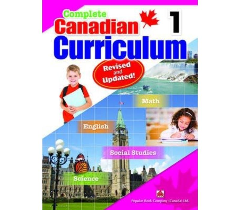 Complete Canadian Curriculum, Grade 1