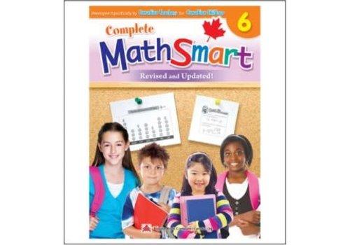 Popular Book Company Complete Math Smart, Gr 6 *