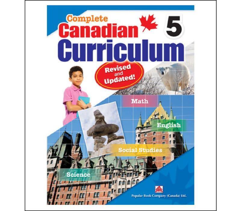 Complete Canadian Curriculum, Grade 5