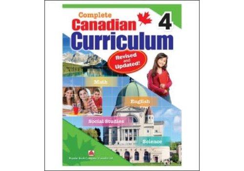 Popular Book Company Complete Canadian Curriculum, Grade 4