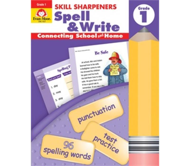 evan moor building spelling skills grade 1 pdf