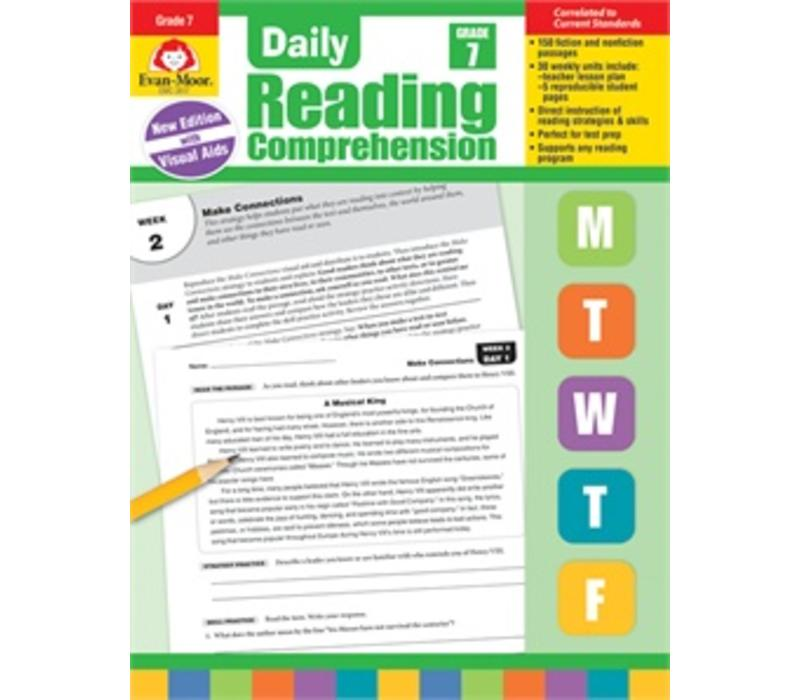 Daily Reading Comprehension Grade 8 Revised Learning Tree