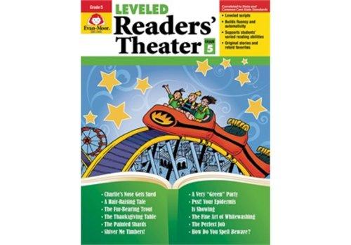 Evan Moor LEVELED READERS' THEATER GRADE 5 *