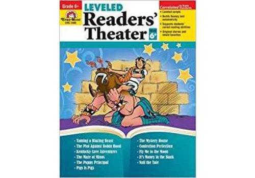 Evan Moor LEVELED READERS' THEATER GRADE 6+