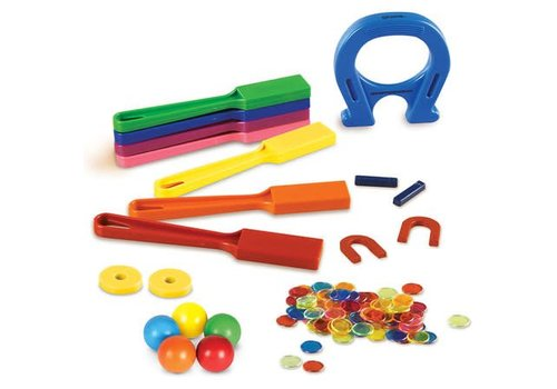 Learning Resources Super Magnet Lab Kit