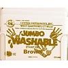 CENTER ENTERPRISES Jumbo Stamp Pad, Brown *