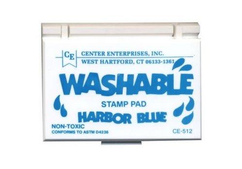 CENTER ENTERPRISES Harbor Blue Washable Stamp Pad