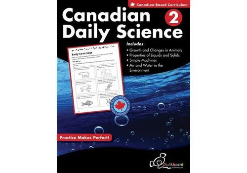 NELSON Canadian Daily Science, Grade 2