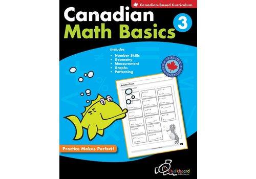 NELSON Canadian Math Basics Grade 3
