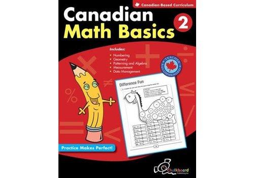 NELSON Canadian Math Basics Grade 2