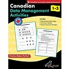 Canadian Data Management, Grades 1-3 *