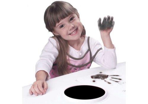 CENTER ENTERPRISES Ready2Learn Circular Jumbo Black Washable Stamp Pad