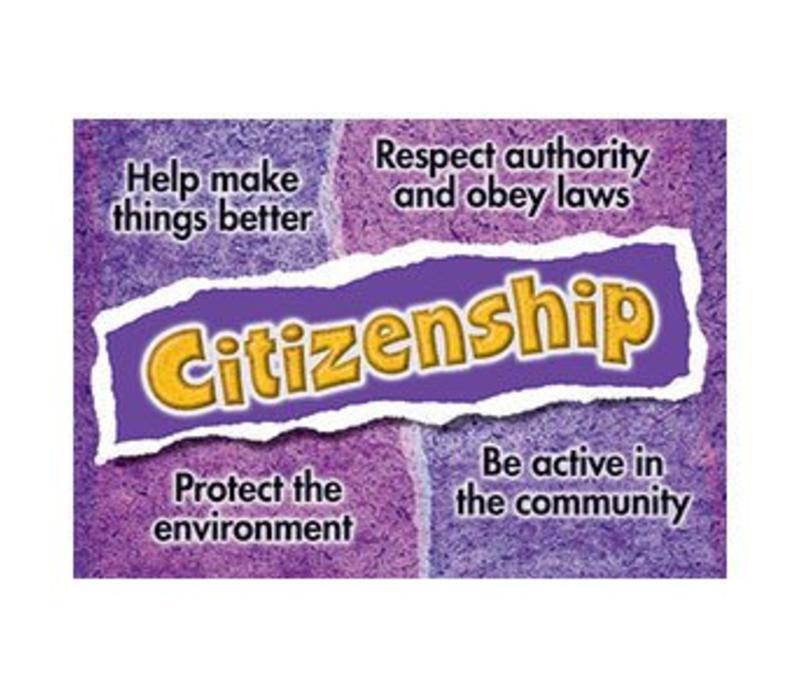 Citizenship Poster*
