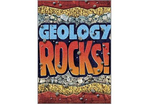 Trend Enterprises Geology Rocks Poster*