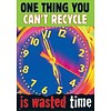 Trend Enterprises One thing you can't recycle...poster