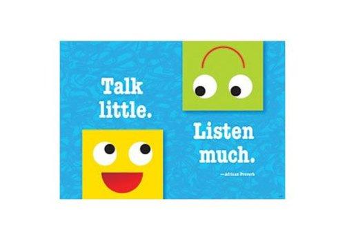 Trend Enterprises Talk little. Listen much.