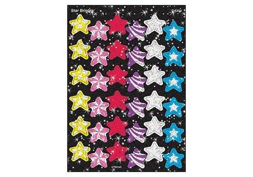 Trend Enterprises Star Brights - Foil Stickers