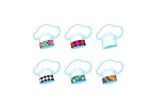 Trend Enterprises Chef Hat Mini Accents