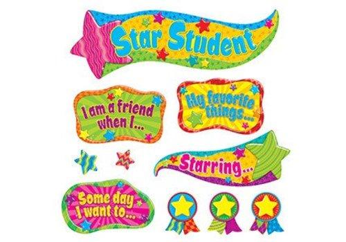 Trend Enterprises You're the Star Bulletin Board Set
