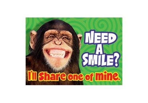 Trend Enterprises Need a Smile? poster