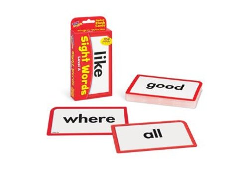 Trend Enterprises Sight Word  Flashcards