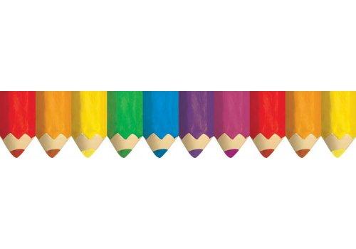 Jumbo Color Pencil Border