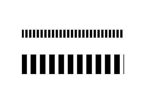 CTP Bold Stripes Wide Border