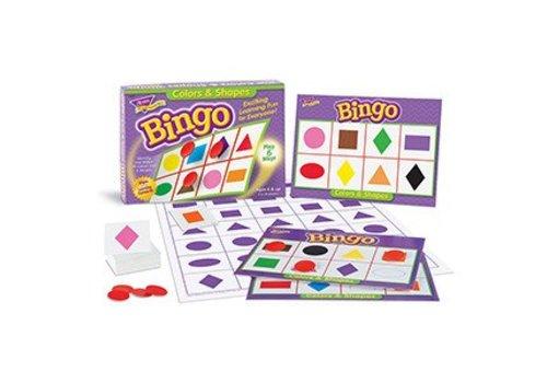 Trend Enterprises Colors & Shapes Bingo