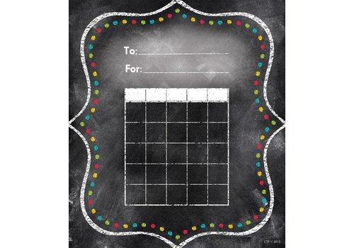 Creative Teaching Press Chalk It Up! Charming Dots Student Incentive Chart *