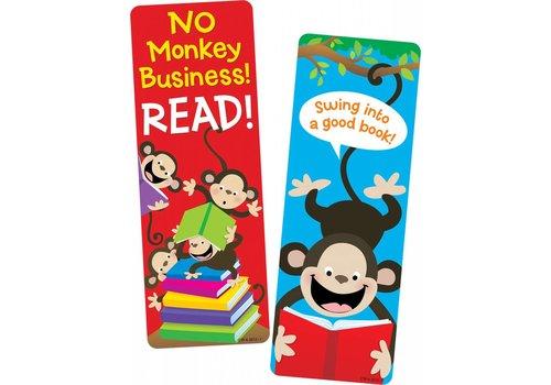 Creative Teaching Press Monkeys Bookmarks