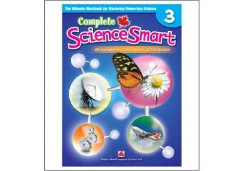 Popular Book Company Complete Science Smart, Grade 3