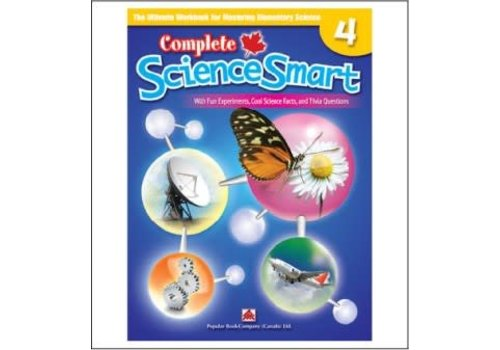 Popular Book Company Complete Science Smart, Grade 4