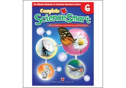 Popular Book Company Complete Science Smart, Grade 6
