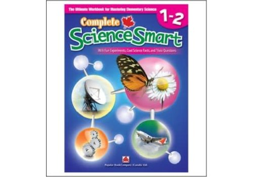 Popular Book Company Complete Science Smart, Grade 1-2