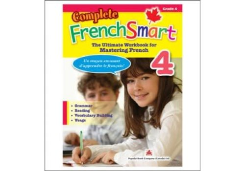 Popular Book Company Complete French Smart, Grade 4