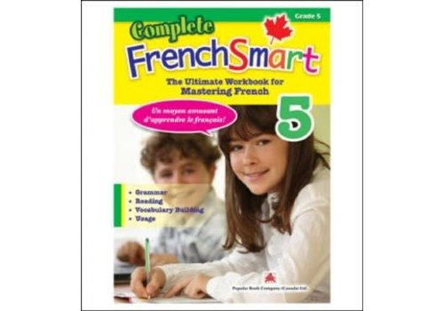 Popular Book Company Complete French Smart, Grade 5