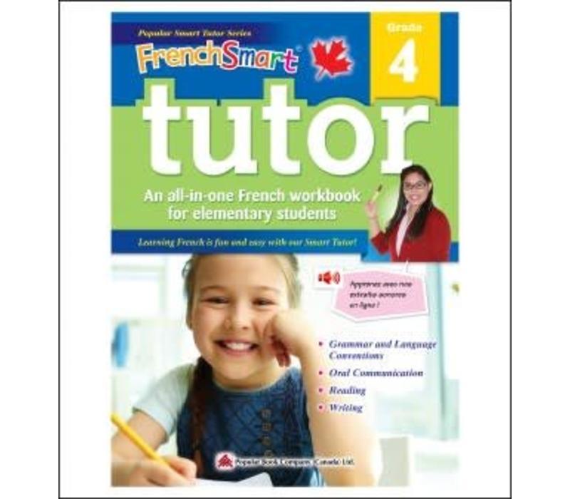 French Smart Tutor Grade 4 - Immersion *