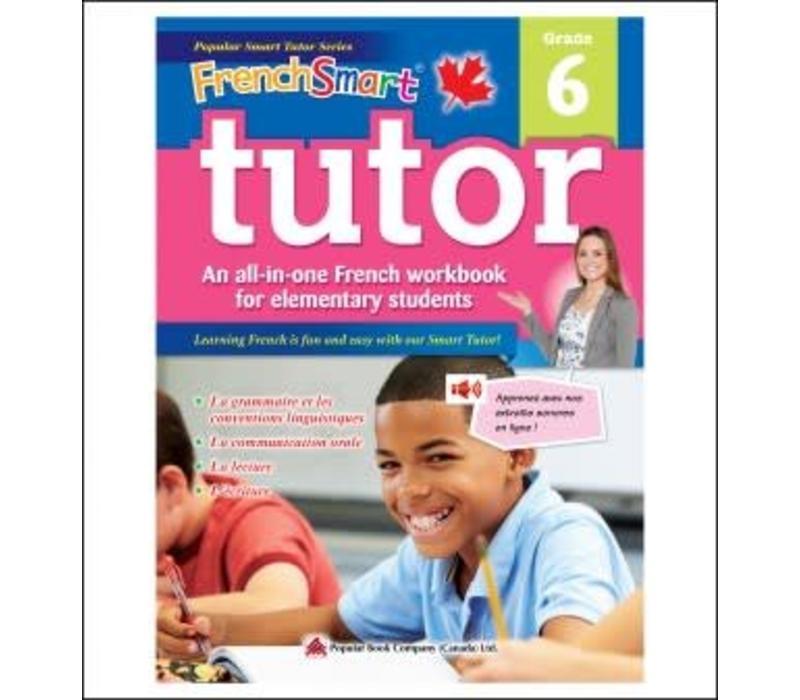 French Smart Tutor Grade 6 - Immersion *