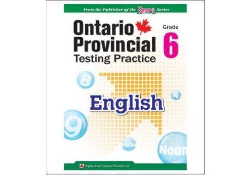 Ontario Provincial Testing Practice Gr. 6 English