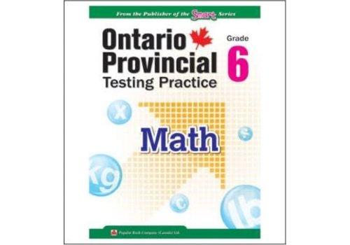 Ontario Provincial Testing Practice Gr. 6 Math