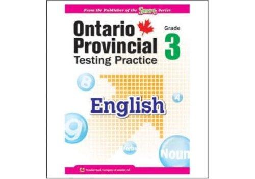 Ontario Provincial Testing Practice Gr. 3 English